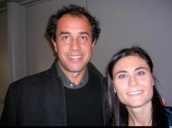 with Matteo Garrone