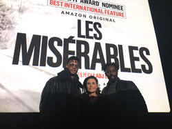 "with Ladj Ly for ""Les Miserables"" in 202"