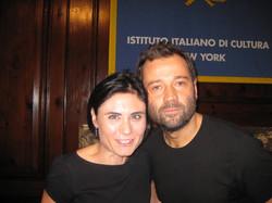 with Fabio Volo