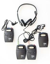 Listen Equipment