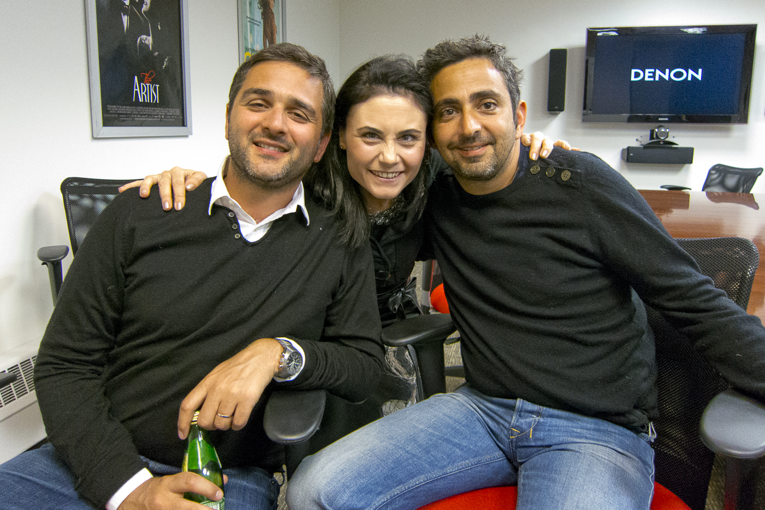 with O. Nakache & E. Toledano