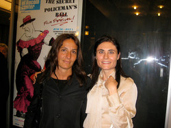 with Maria Sole Tognazzi