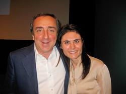 with Silvio Orlando