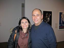 with Ferzan Ozpetek