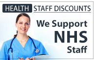 Health Staff Discounts pic