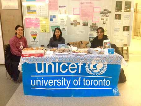 Student's Day Ruined After Making Eye Contact with Sid Smith Bake Sale Volunteer