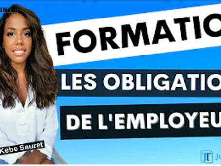 La formation des salariés : Les obligations de l'employeur