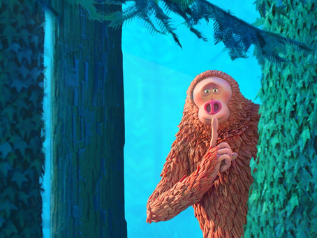 "Trailer for ""Missing Link"" - Laika's latest film"