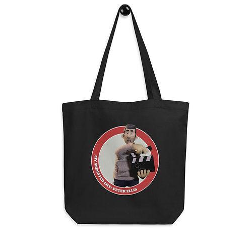 """Eco Tote Bag """"My Animated Life Logo"""""""