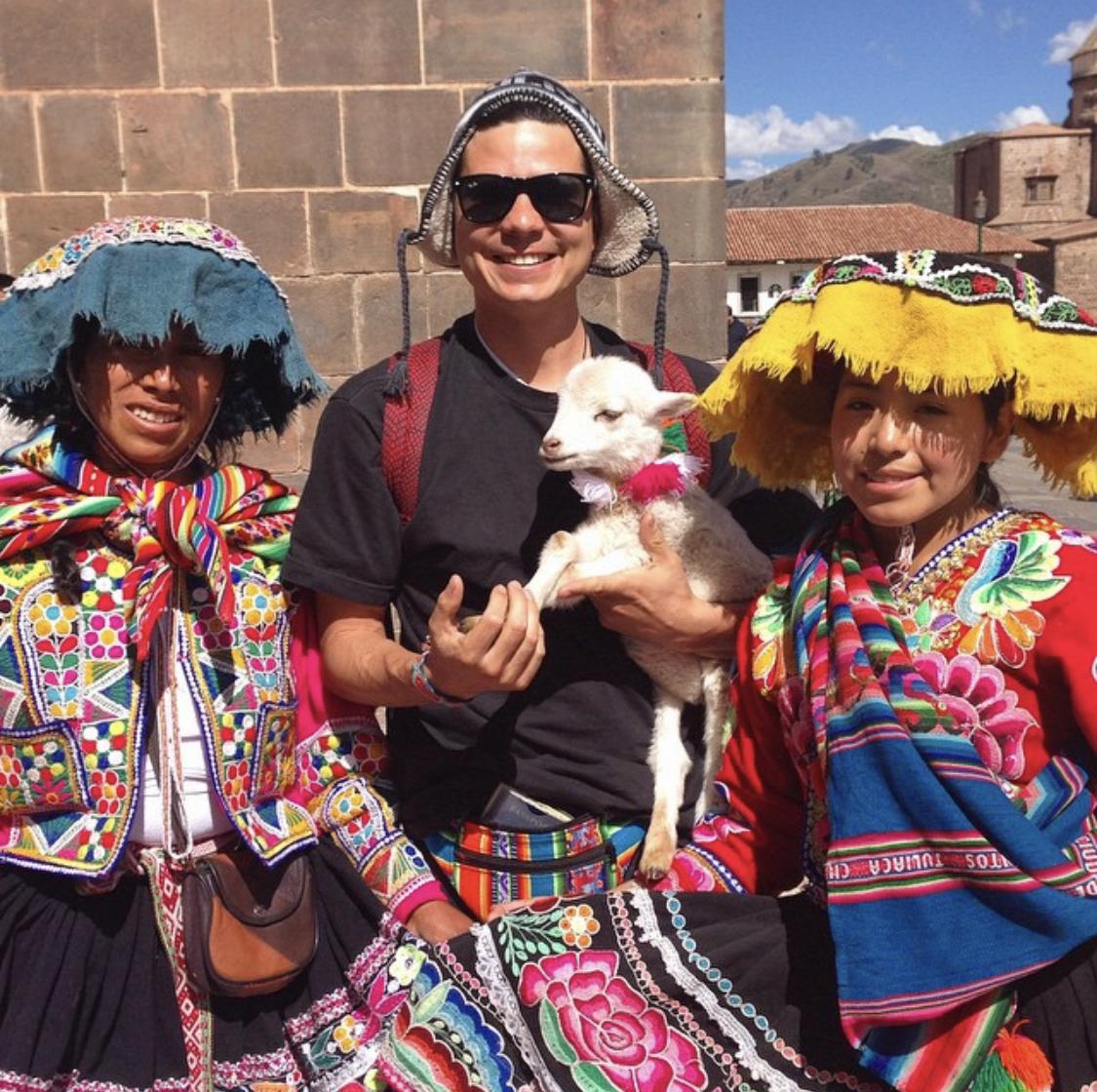 Alf Alpha @ Peru