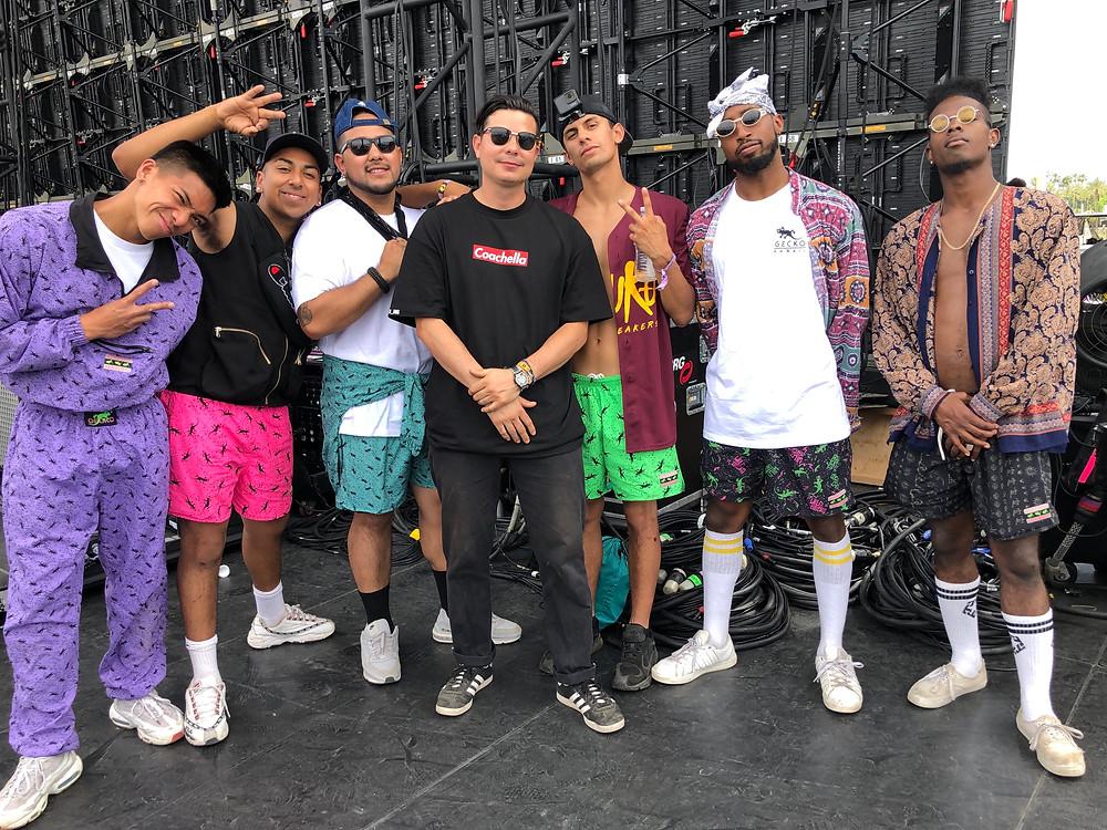 Alf Alpha at Coachella 2019
