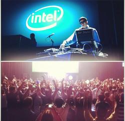 Alf Alpha @ Intel Corporate Event