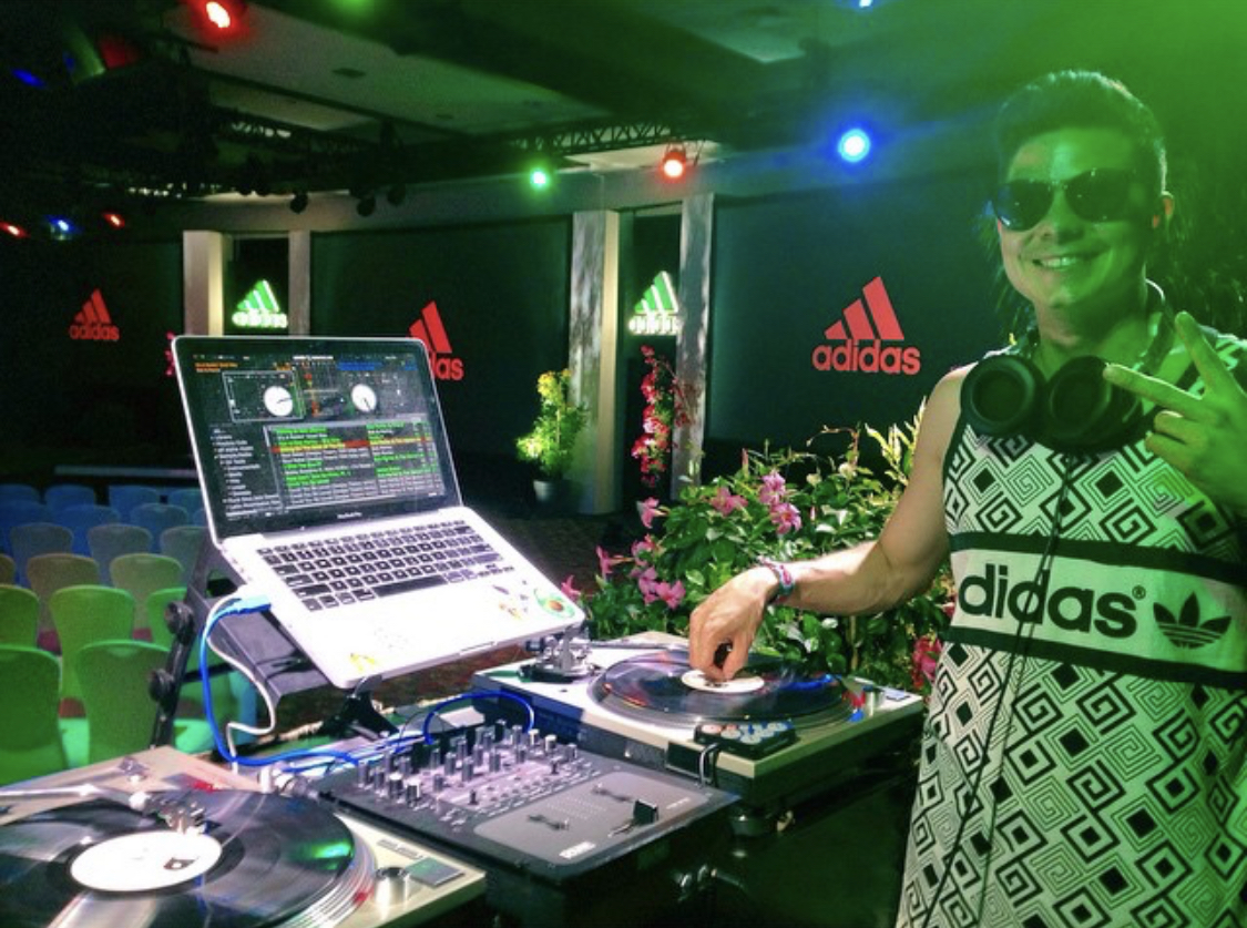 Alf Alpha @ Adidas