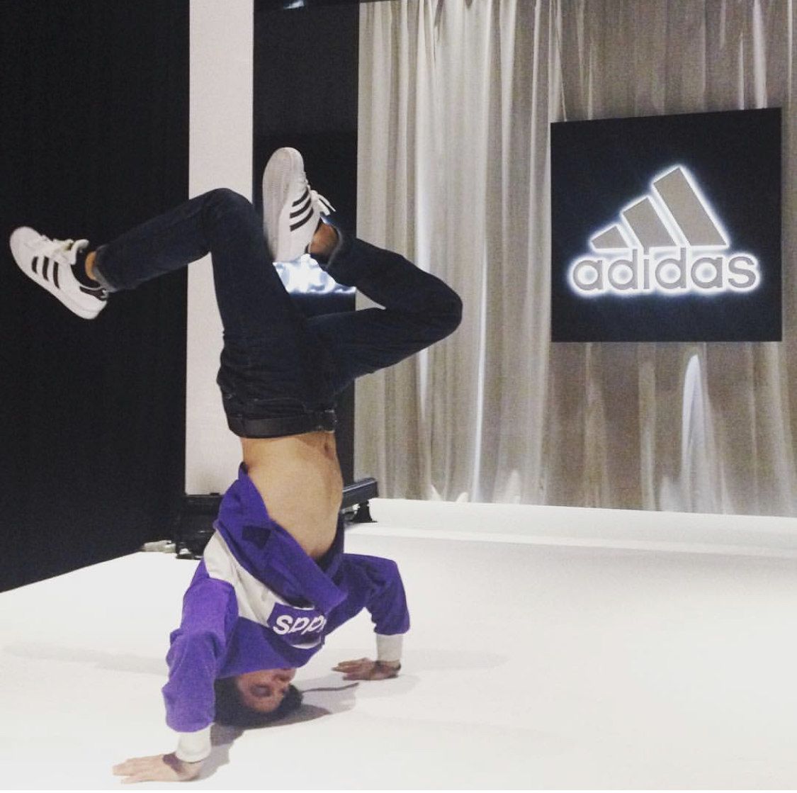 Alf Alpha @ Adidas Events