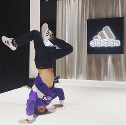 Alf Alpha @ Adidas Events