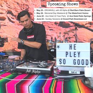 DJ Alf Alpha in the Mix