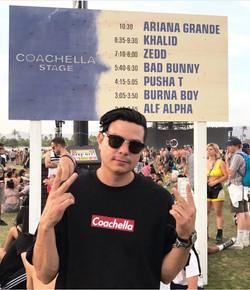 Alf Alpha Coachella 2019 Main Stage