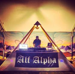 Alf Alpha Coachella Art Studios 2014