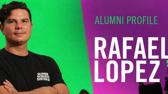 UC Riverside Alumni Profile: Rafael Lopez / Alf Alpha & Super Sonido