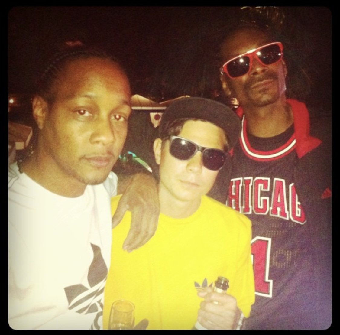DJ Quik , Alf Alpha , Snoop Dogg
