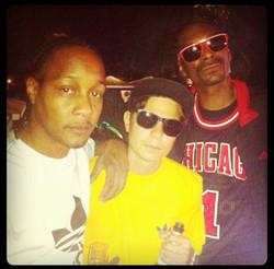 DJ Quik , Alf Alpha , Snoop Dogg
