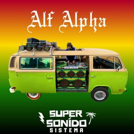 Alf Alpha & Super Sonido Sistema Logo .p