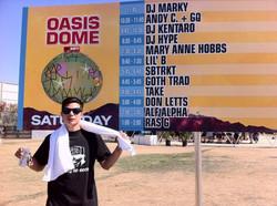 Alf Alpha Coachella 2011 Dome Set
