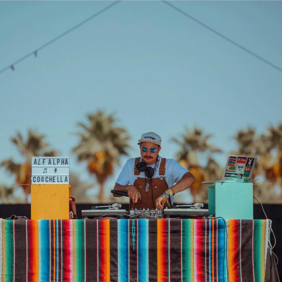 Alf Alpha @ Coachella 2018