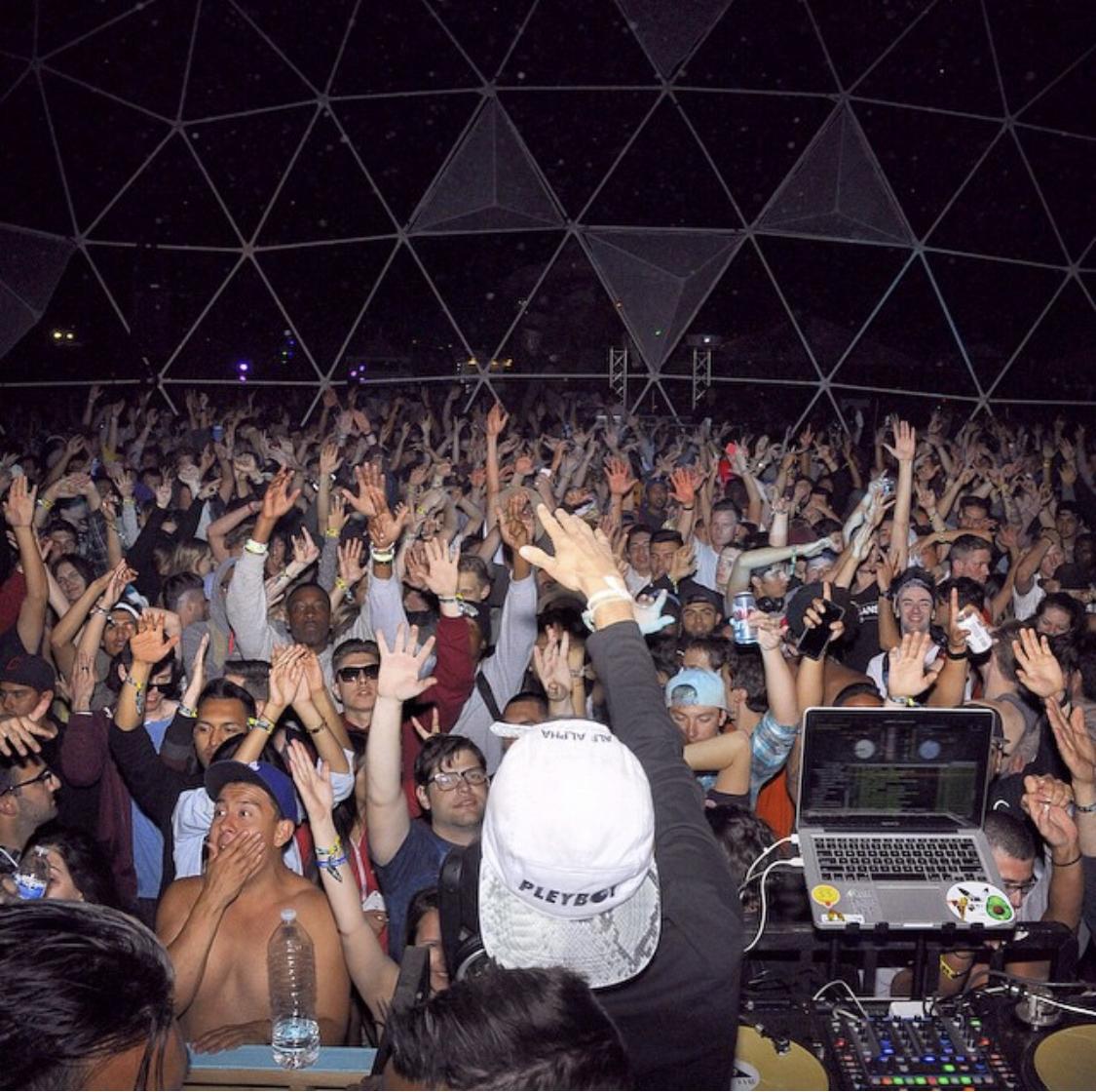 Alf Alpha @ Coachella 2015