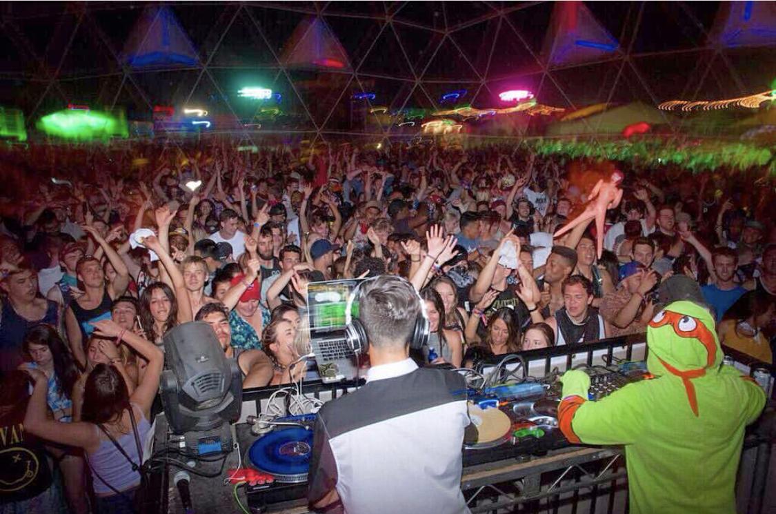 Alf Alpha @ Coachella 2014