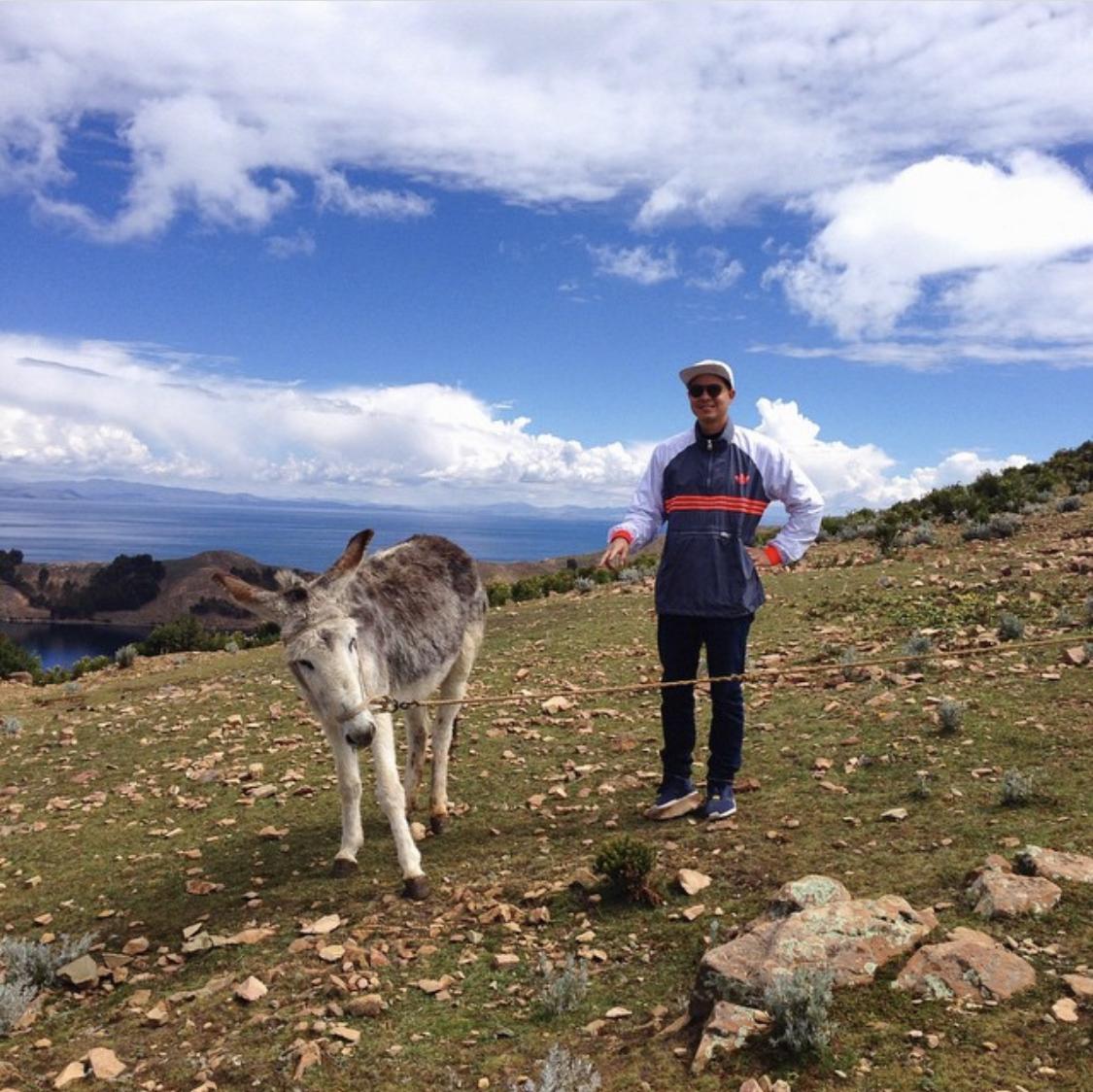 Alf Alpha @ Bolivia Tour