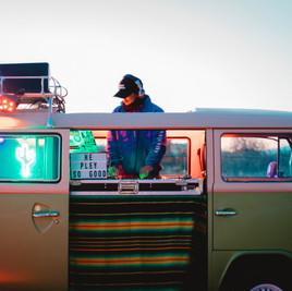 Super Sonido Sistema Mobile DJ Booth Vw