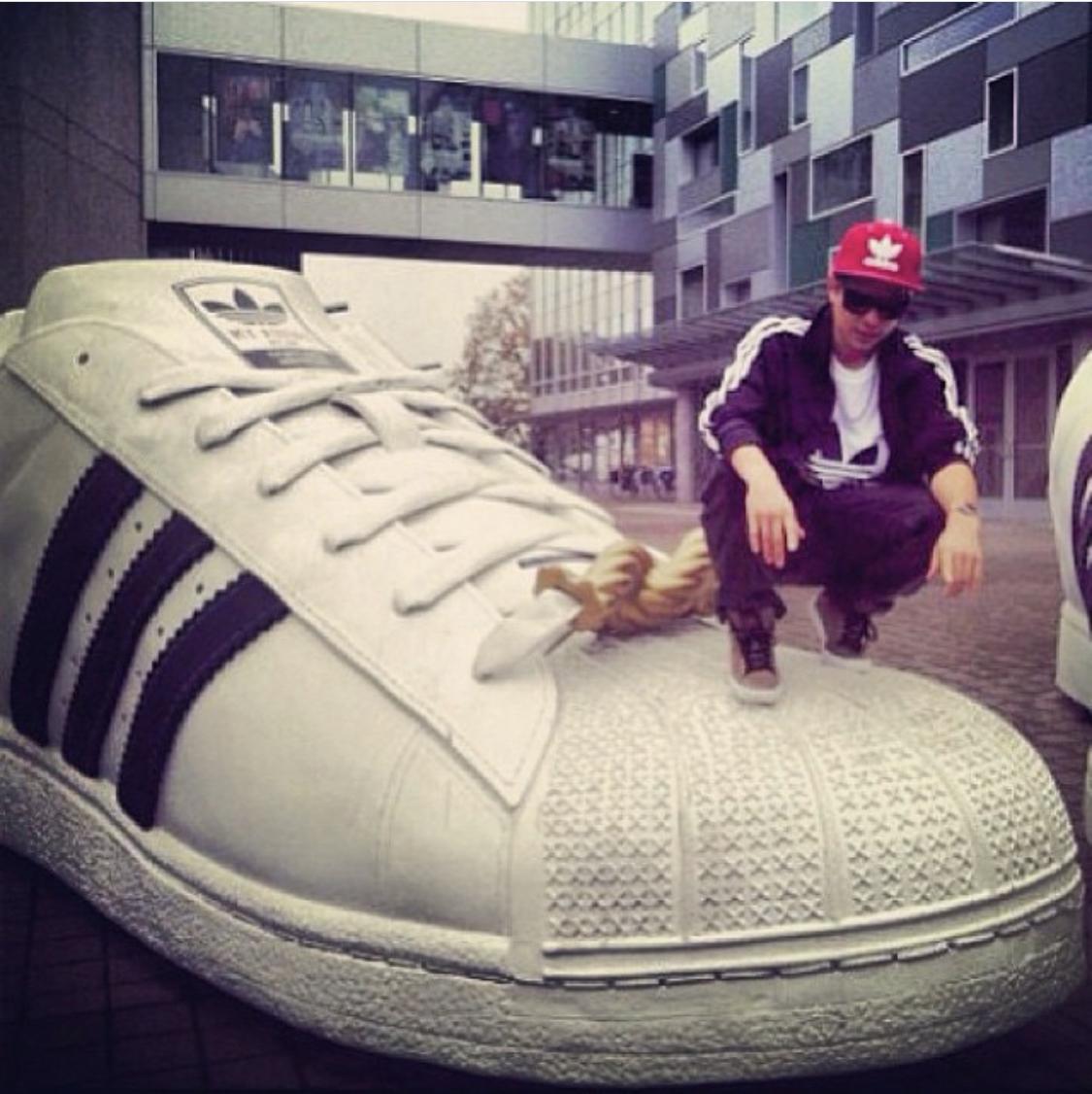 Alf Alpha @ Adidas HQ