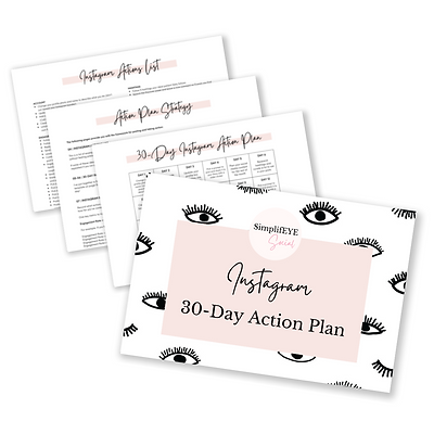 30-Day Action Plan: Instagram