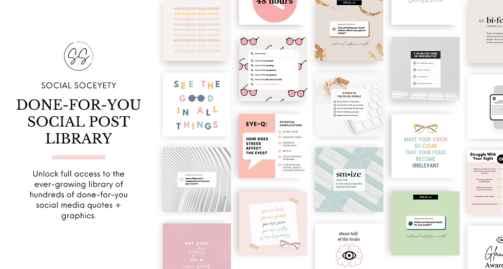 SSS Mockup Sales Page Graphic Templates.