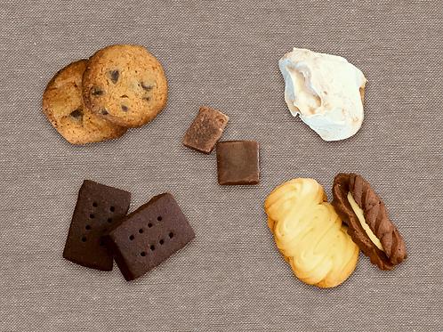 ふわさくクッキーボックス