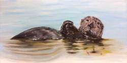 Otter Lazy Daze