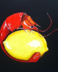 Shrimp Tart