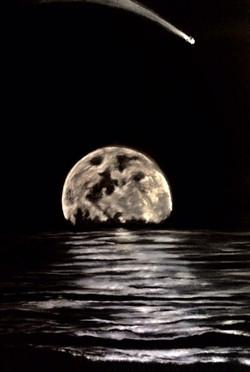 Moon Rise/Star Shine