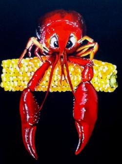 Crawfish Roll