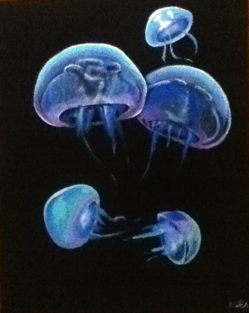 Jelly Fish Dance