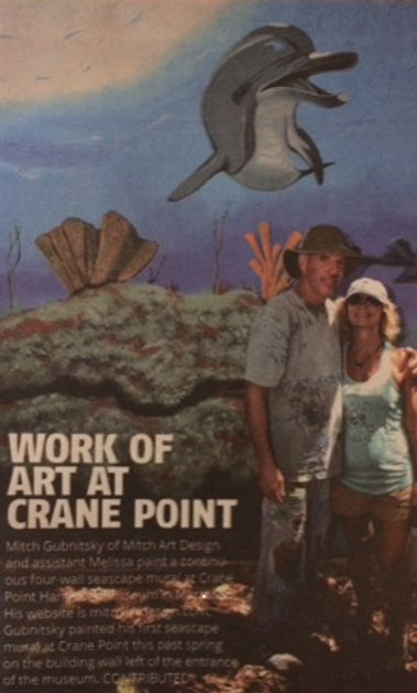 Crane Point Hammock in Marathon Key