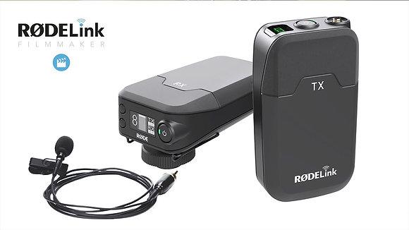 Radiomicrofono Rode Filmmaker kit