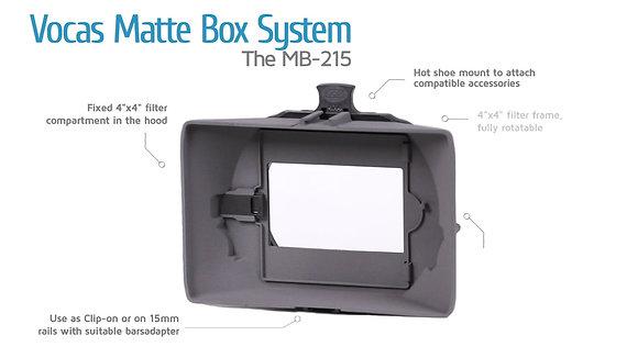 Matte box Vocas Mb 215