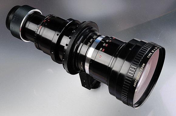 Angenieux 25-250 F3,8 con attacco canon