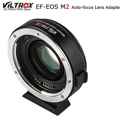 Adattatore attivo Viltrox per ottiche canon