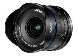Lowa 7.5mm F2 per Micro 4/3