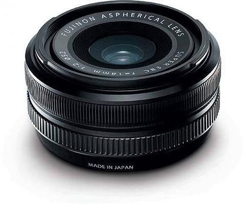 Fujifilm XF 18mm F2