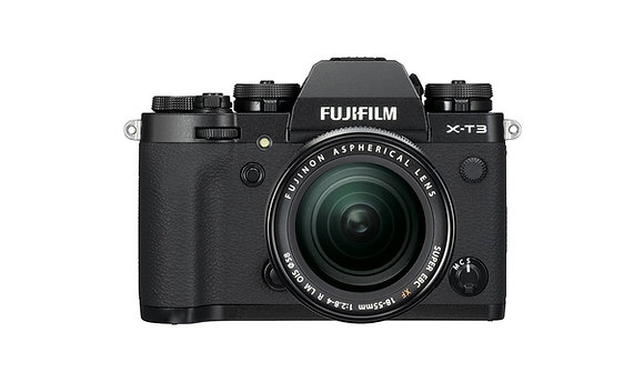 Fujifilm XT 3  in kit con ottica zoom 18/55 2,8/4