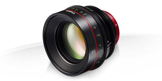 CANON CN 85mm T 1,3